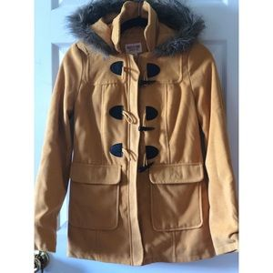 Fall/Winter Utility Jacket w/hood